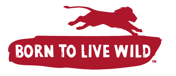Born to live wild logo
